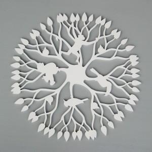 Ornament-Animal tree