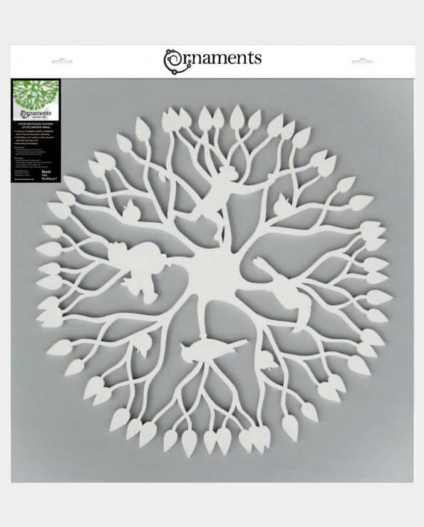 ornaments Animal Tree - wall and ceiling decoration 3
