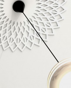 ornaments Classic geomteric - wall and ceiling decoration