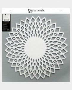 ornaments Classic geomteric - wall and ceiling decoration 3