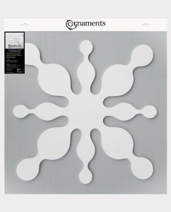 ornaments Modern geomteric- wall and ceiling decoration 3