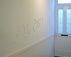 ornaments Organic - wall and ceiling decoration 4
