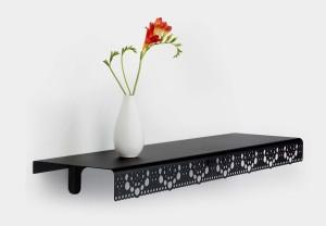category-Granny walll shelf black
